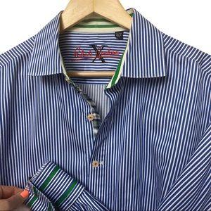 Robert Graham Button Down Shirt - Sz XL